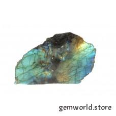 минерал Лабрадорит 2.5х11х7.3 см