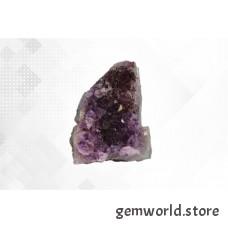 минерал Аметист 4х6.5х2 см