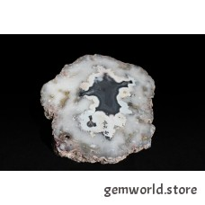 минерал Агат 11х13х5 см (2-я половина)