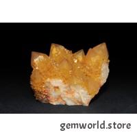 минерал Цитрин 4х5.5х4 см