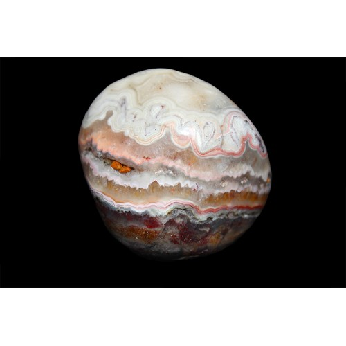 минерал Агат crazy 4.5х7х5 см