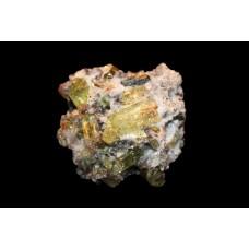 минерал Апатит 2х3.5х2.5 см
