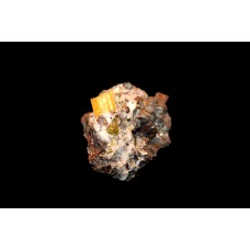 минерал Апатит 3х4х2.5 см