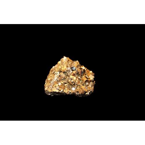 минерал Пирит друза 3.5х5х4 см