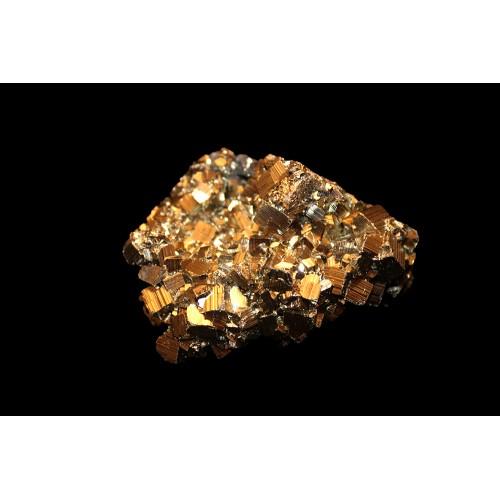 минерал Пирит друза 3х5х5 см