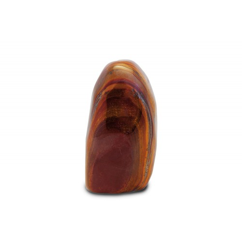 минерал Джеспилит (полированный столбик)