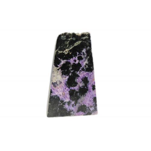 минерал Чароит 2.5х5.5х9 см