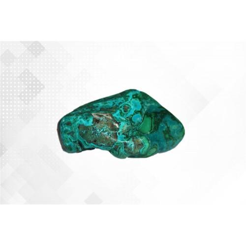 минерал Хризоколла 4х6.5х2.5 см