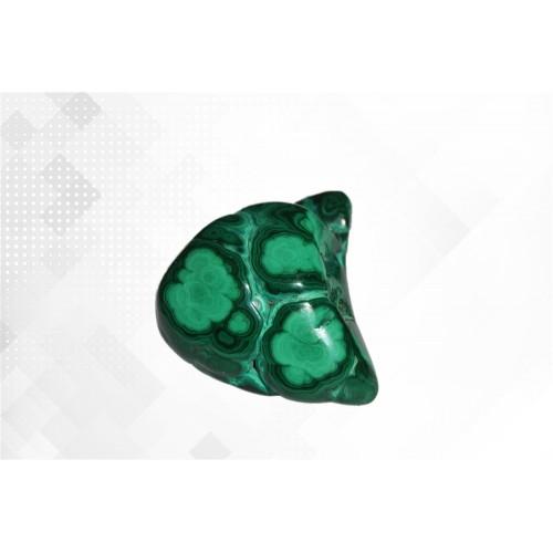 минерал Малахит 2.5х5.5х2.5 см