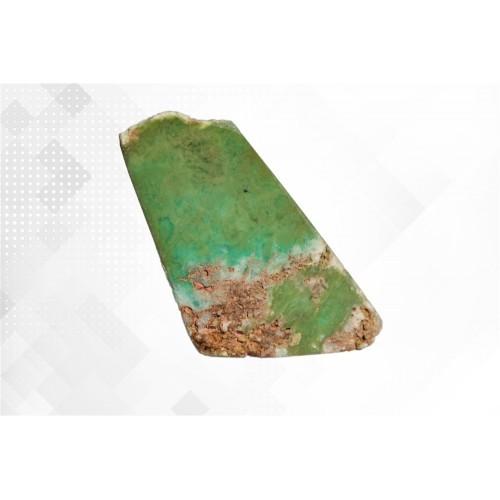 минерал Хризопраз 2.5х4х6 см