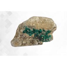 минерал Диоптаз 2.5х6.5х5 см