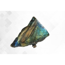 минерал Лабрадорит 5.5х5.5х7.5 см