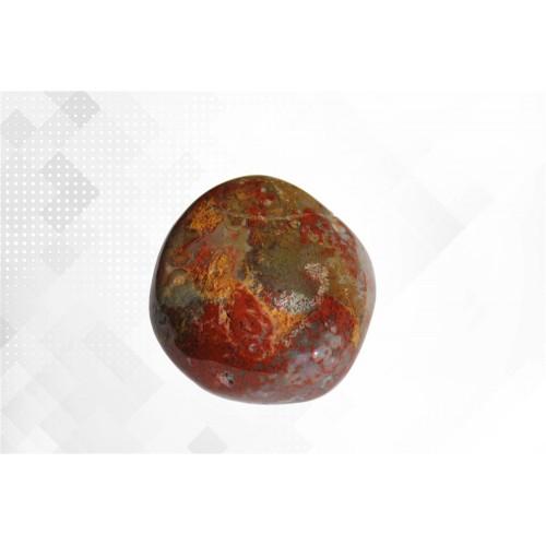 минерал Агат crazy 4х4х2.5 см