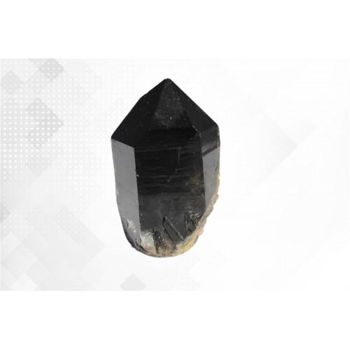 минерал Черный кварц (Морион) 5х5х9 см