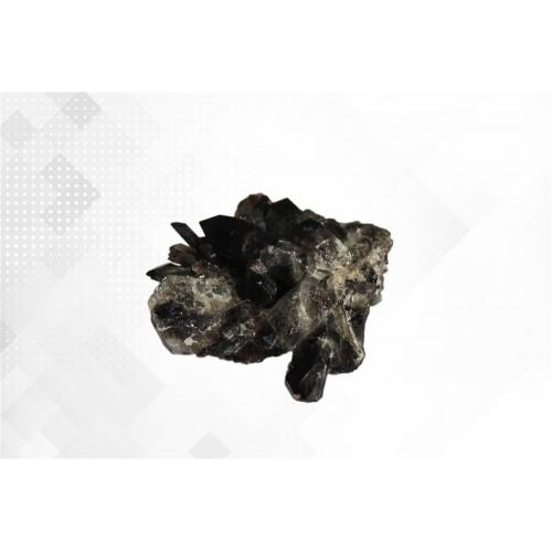 минерал Черный кварц (Морион) 4.5х4.5х3.5 см