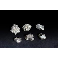 минерал Пирит мини друзы