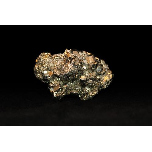 минерал Пирит друза 3х6х3.5 см