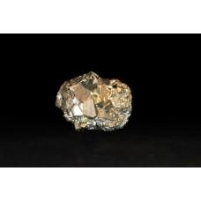 минерал Пирит друза 3х4.5х3.5 см