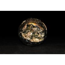 минерал Пирит шар диаметр 5.5 см