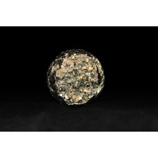 минерал Пирит шар диаметр 5 см