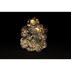 минерал Пирит друза 4х5.5х5 см