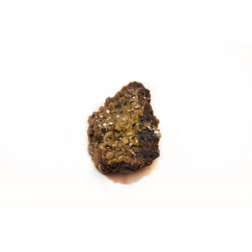 минерал Вульфенит 2.5х6.5х3 см