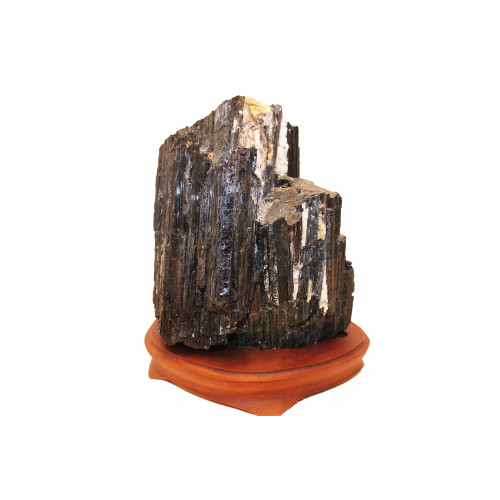 минерал Турмалин черный (Шерл) 12х15х21.5 см