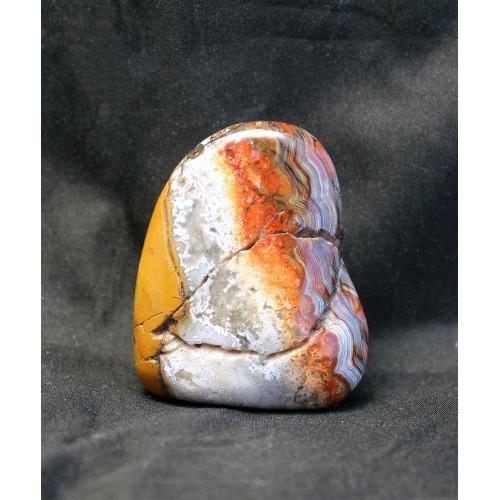минерал Агат crazy 4х2х5 см