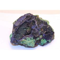 минерал Азуромалахит 12х12х7 см