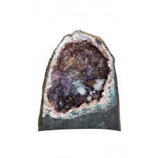 минерал Аметист жеода 14х17х22 см