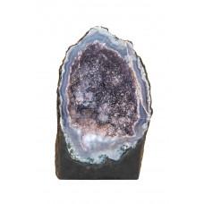 минерал Аметист жеода 14х18х31 см