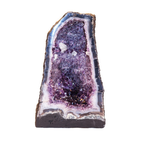 минерал Аметист жеода 14х21.5х35 см