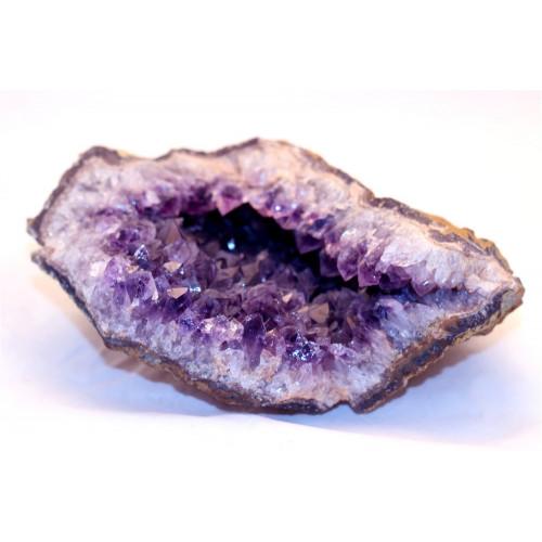минерал Аметист жеода 17х20х9 см