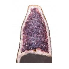 минерал Аметист жеода 20х27х44.5 см
