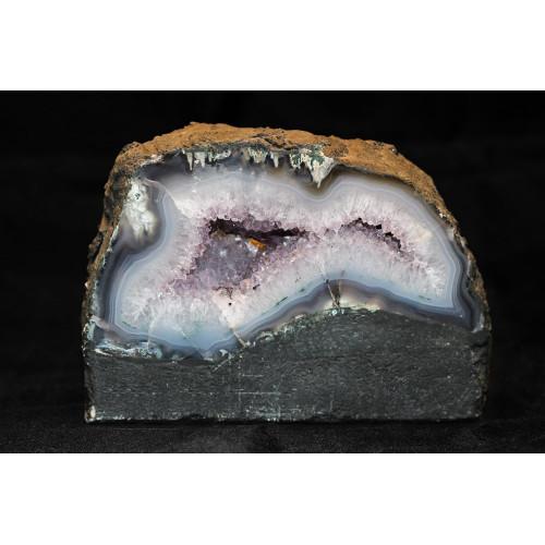 минерал Аметист 7х15х10.5 см