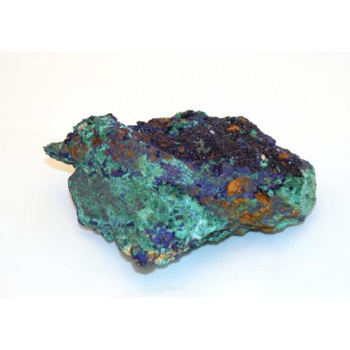 минерал Азуромалахит 9х7х4 см
