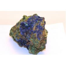 минерал Азуромалахит 17х14х13 см