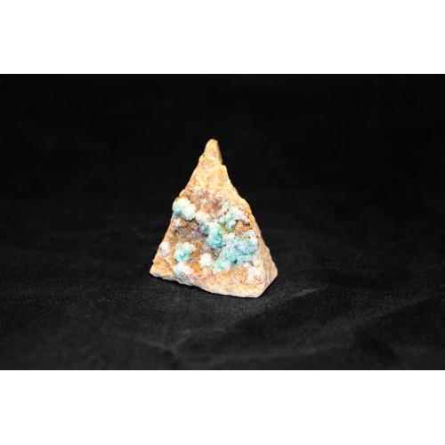 минерал Брошантит 5.5х5х6 см