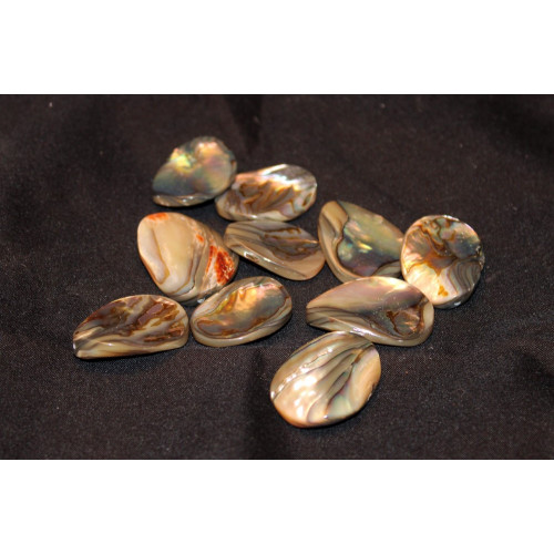 минерал Гелиотис 3х2х0.2 см