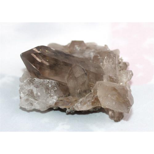 минерал Кварц дымчатый (Раухтопаз) 8х7.5х5 см