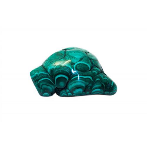 минерал Малахит 3.5х8.5х7 см