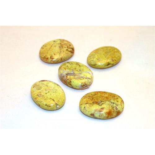 минерал Опал зеленый 3.5х3х0.5 см