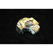 минерал Пирит друза 0.9х2.3х2.3 см