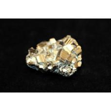 минерал Пирит друза 1х3х3 см