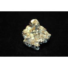 минерал Пирит друза 1х3х3.5 см