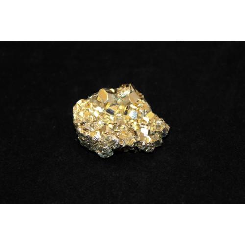 минерал Пирит друза 1.5х3.5х3.5 см