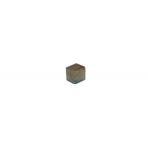 минерал Пирит 2х2х2 см