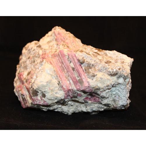 минерал Турмалин 11х15х8 см