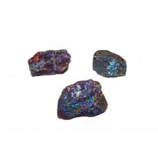 минерал Халькопирит 1.7х5х3 см