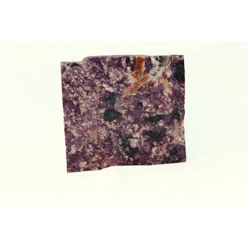 минерал Чароит 1х8.5х9 см